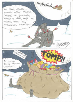 Christmas in Warframe way