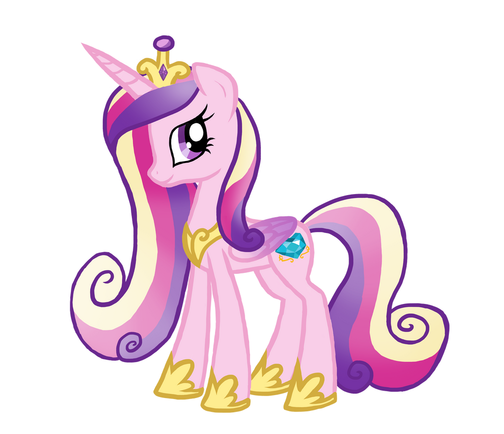 Princess Cadence by Ollis100 on DeviantArt