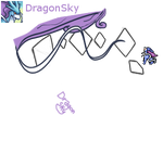 Suicune F Tattoo for Lupus In Ovipets