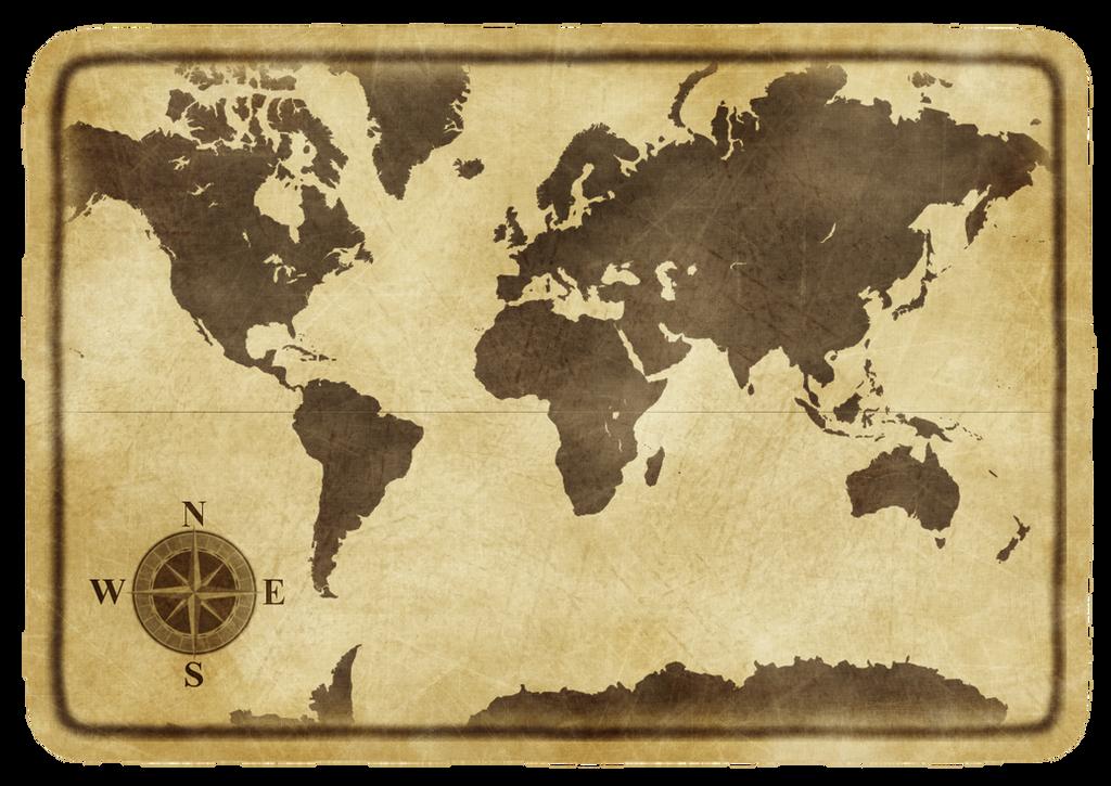 Antique world map by lugia sea on deviantart antique world map by lugia sea gumiabroncs Gallery