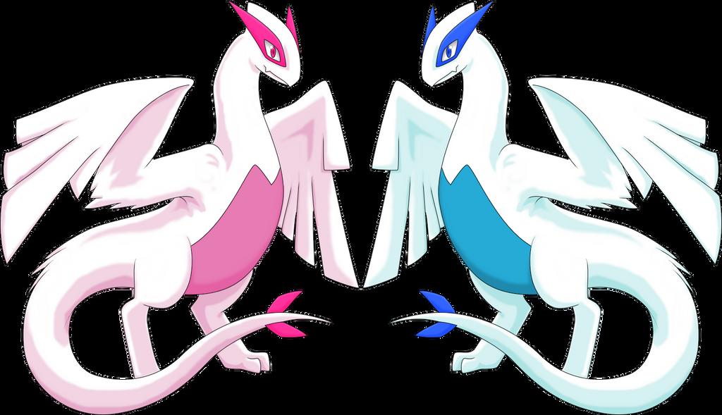 Shiny Lugia Pokemon Images | Pokemon Images
