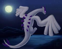 Purple Lugia