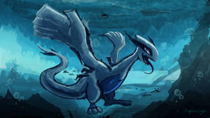 New Channel Art for Deep Sea Lugia
