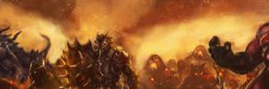 Apocalypse by PaladinPainter