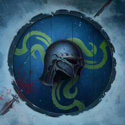 Viking Shield by PaladinPainter