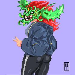 THE SAME DEVIL -OC- by Pyxeleon