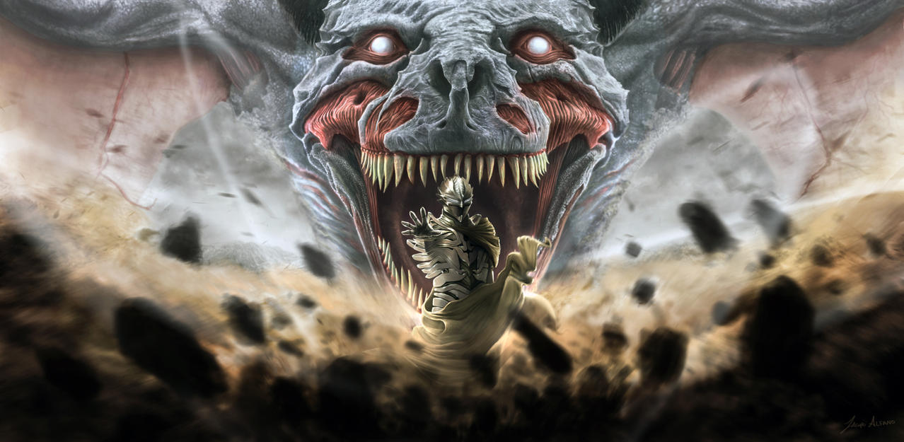 Undead Dragon By Jacopo Art