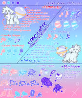 Spacebits trait sheet [Official, read desc] by LilliePuff