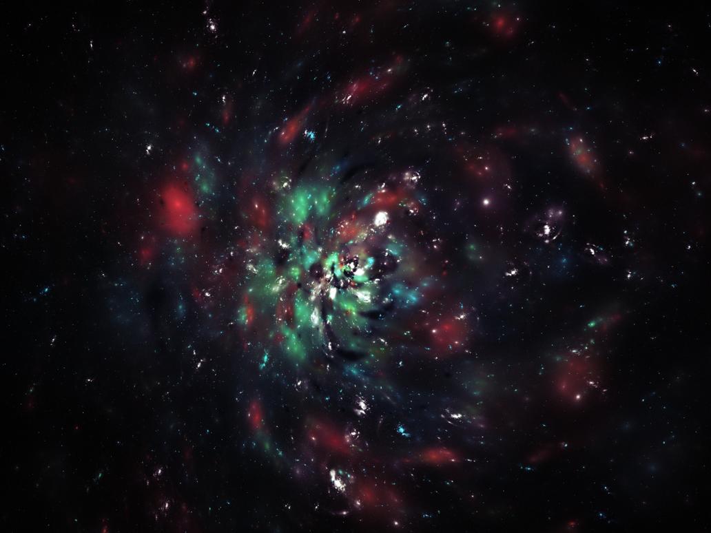 Another November Nebula by FractalSam