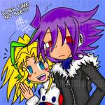 LONG TIME NO SEE!!! (BassxRoll) by Karanma-Maeryl