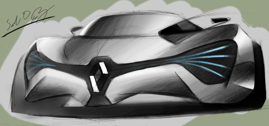 Renault MR by dyrborgdesign