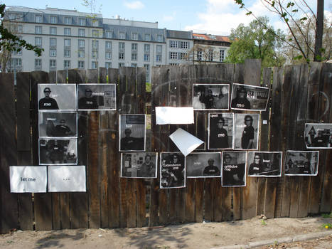 Posters in Wroclaw by matisq