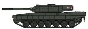 Panther 1A1 Main Battle Tank
