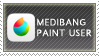 MediBang Paint User Stamp by Muhnaa