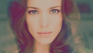 Rachel McAdams Gradient Ver.
