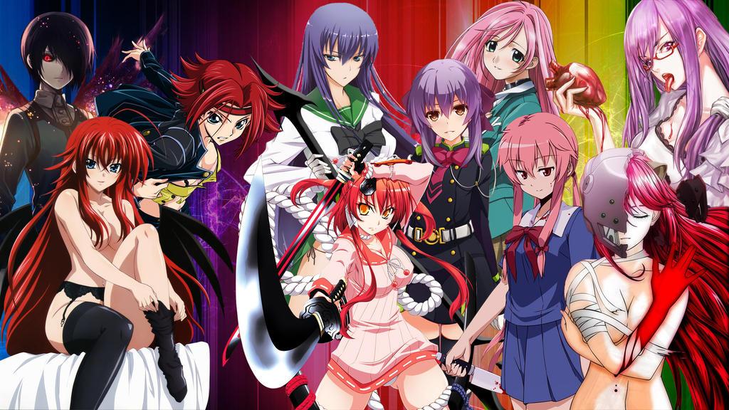 fantasy anime warrior guy   Female Warrior Fate - Wallpaper by ...