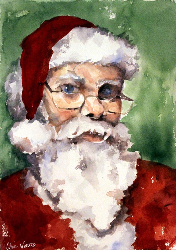 Santa Claus by Olevia