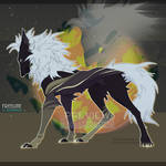 [OPEN] Wolf Adopt #2 - Set Price by BarbullAdopts