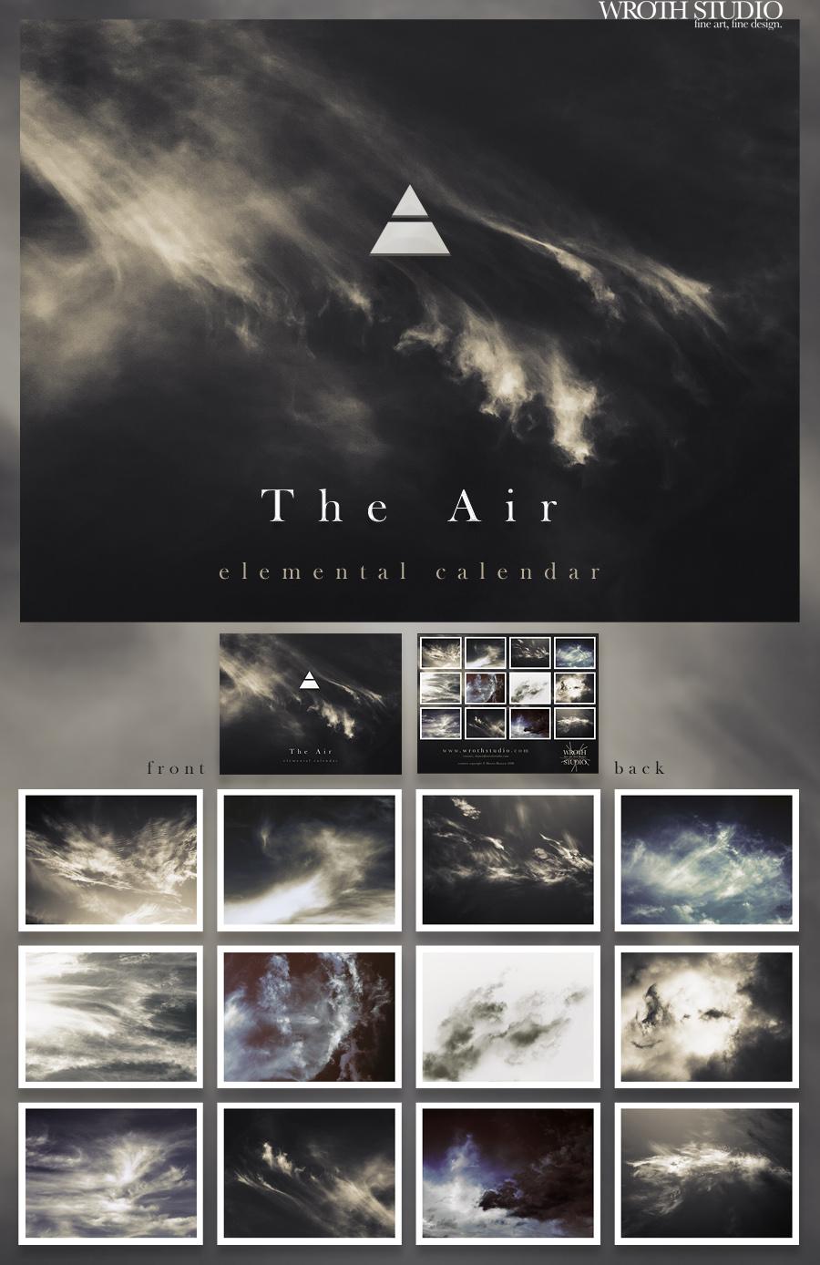 The Air Calendar by wroth