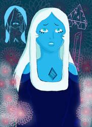 Blue Diamond's Mourning
