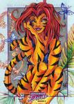 MARVEL - Tigra