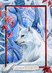 Game of Thrones - Ghost / Wolf