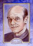 Star Trek Voyager - Doctor - Robert Picardo by WojikHell