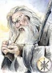 The Hobbit: Gandalf
