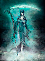 Celphata the Goddess of Death