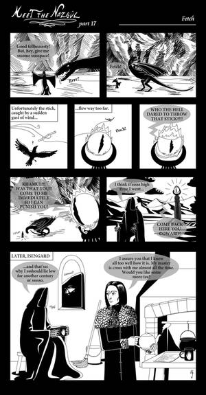 Meet the Nazgul .17 by The-Black-Panther