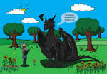 Dragon rider?