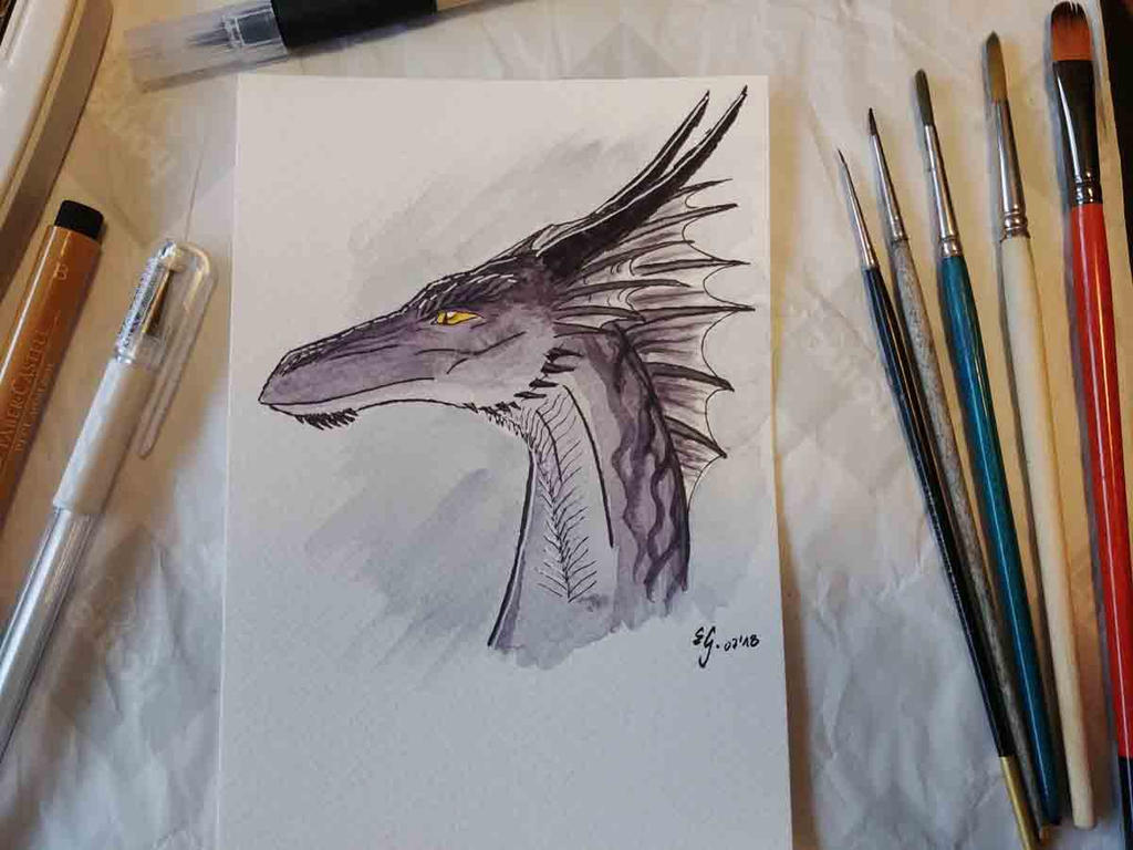 Before Smaugust by The-Black-Panther