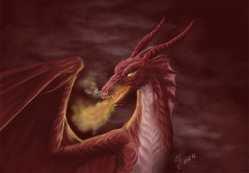 Firedragon by The-Black-Panther