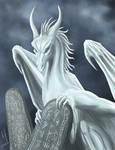 Smaugust 2020 - Scholar Dragon