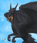 Smaugust 2020 - Hunting Dragon