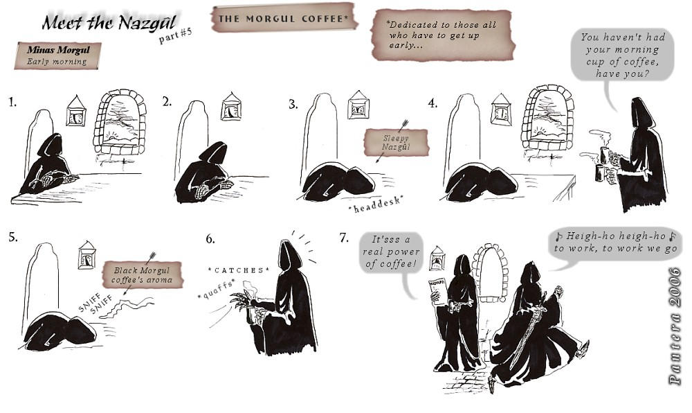 Meet the Nazgul .5 by The-Black-Panther
