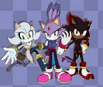 Blaze 06 - Sonic Swaps AU