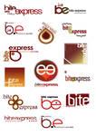 Bite Express Trial Logos