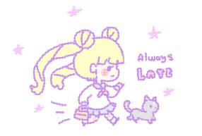 Sailor Moon by Cuchuflis