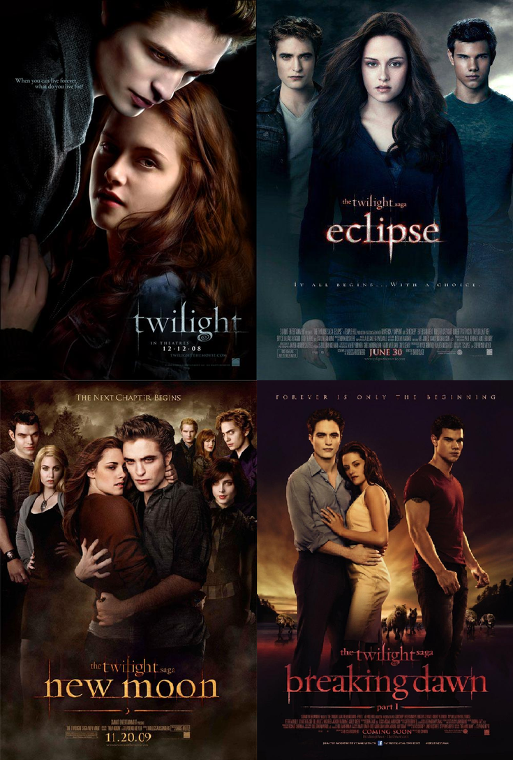 Th Twilight Movie Release Date