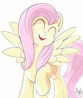 Happy Flutter by Sea-Maas