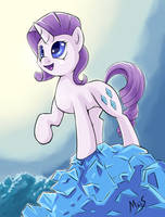 Such Rarity by Sea-Maas