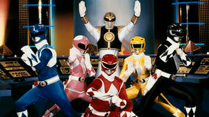 Mighty Morphin Power Rangers (1990's) (2)