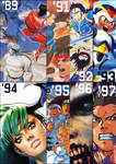 Capcom 35 Years of Artwork Collection 1