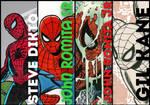 Artist Appreciation - Spider-Man
