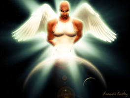 Angel of Second Life by bavometh
