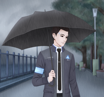 Rainy Day by Es-Shiver