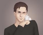 Gavin loves cats