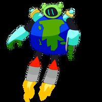 Planet Man Recreation [Juniverse 2019]