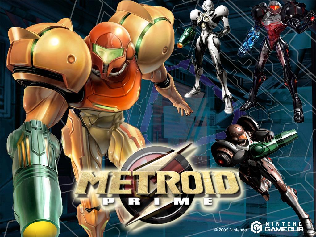 Metroid Wallpaper by Washivan